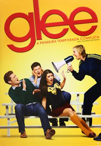 Glee Em Busca da Fama 1ª Temporada - Poster