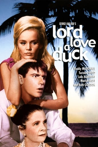 Poster of Lord Love a Duck