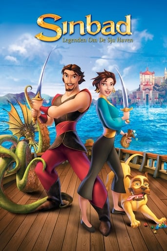 Sinbad - legenden om de sju haven
