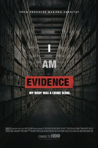 Poster of I Am Evidence