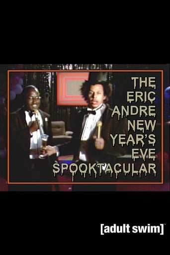 Poster of The Eric Andre New Year's Eve Spooktacular