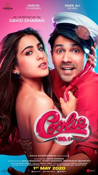 Poster of Coolie No. 1