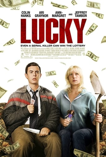 Poster of Lucky