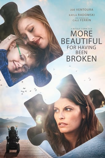More Beautiful for Having Been Broken Poster