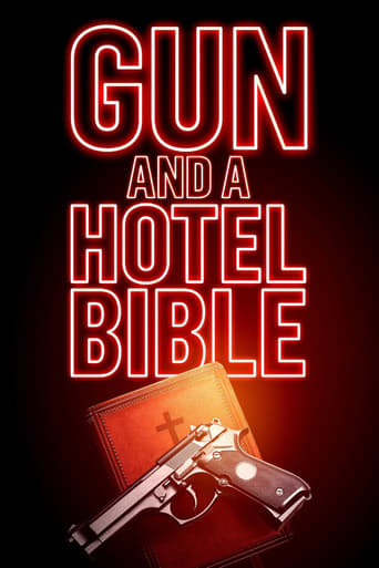Poster Gun and a Hotel Bible