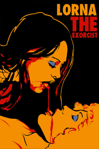 Poster Lorna, the Exorcist