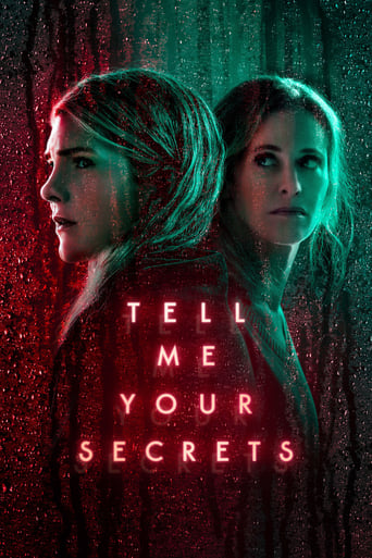 Tell Me Your Secrets image