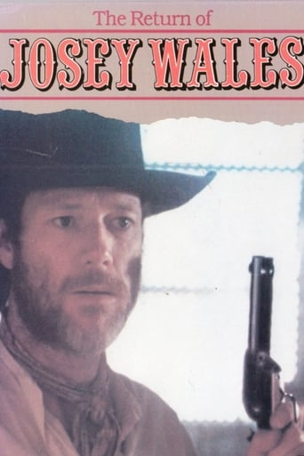 Poster of The Return of Josey Wales