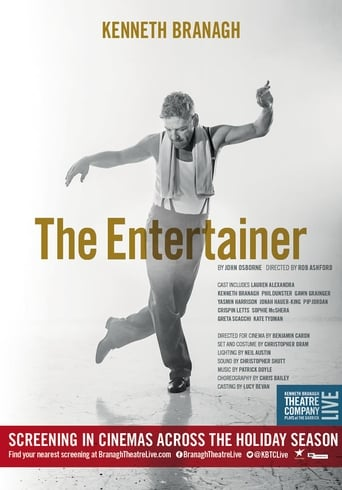 Poster of Branagh Theatre Live: The Entertainer