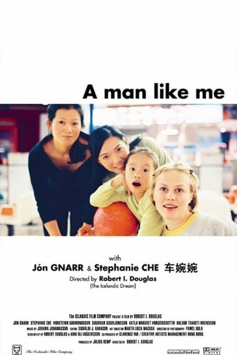 Poster of A Man Like Me