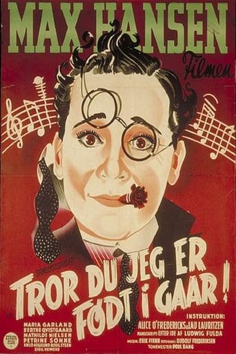 Poster of Tror du jeg er født i gaar?