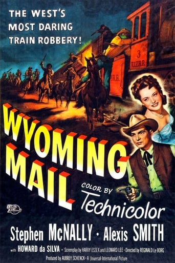 Poster of Wyoming Mail