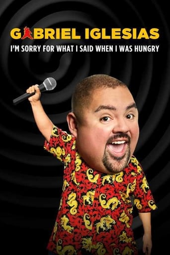 Poster of Gabriel Iglesias: I'm Sorry for What I Said When I Was Hungry