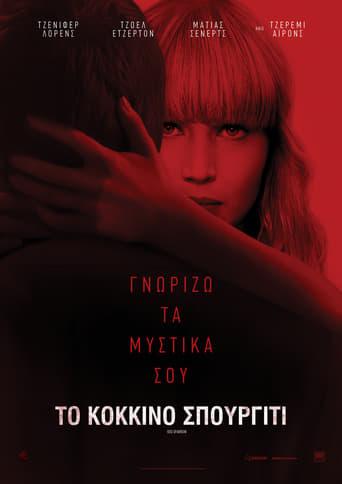 Poster of Το Κόκκινο Σπουργίτι