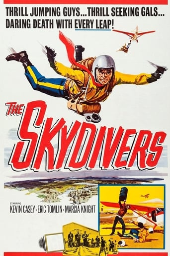 Poster of The Skydivers