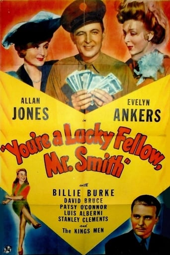 Poster of You're a Lucky Fellow, Mr. Smith