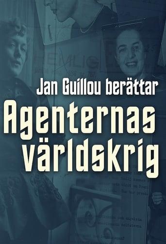 Poster of Agenternas världskrig - Jan Guillou berättar