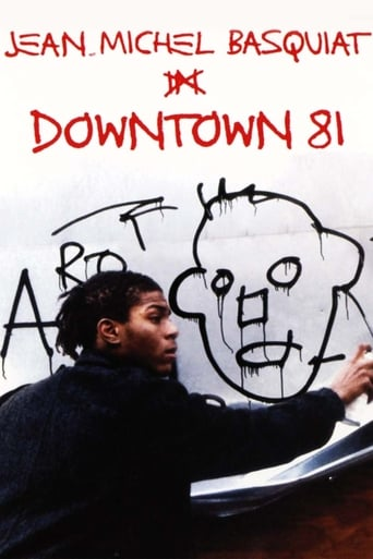 Poster of Downtown '81