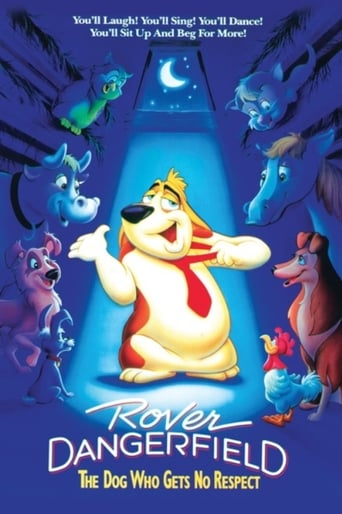 Poster of Rover Dangerfield