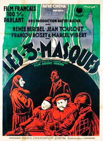 Poster of The Three Masks