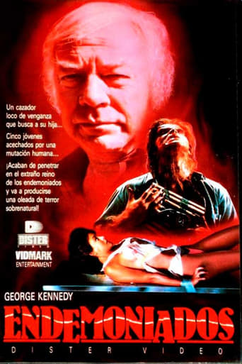 Poster of Endemoniados