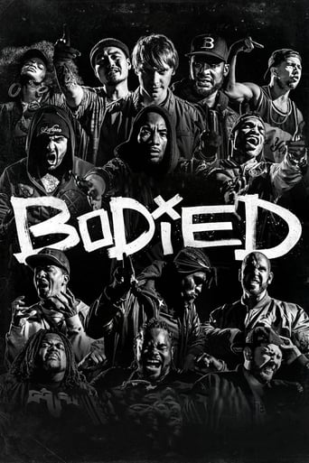 Poster of Bodied fragman