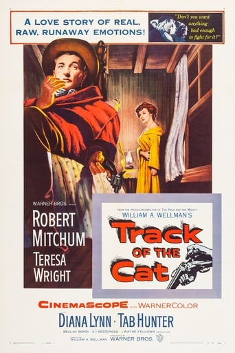 Poster of Track of the Cat