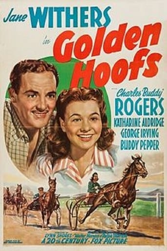 Poster of Golden Hoofs