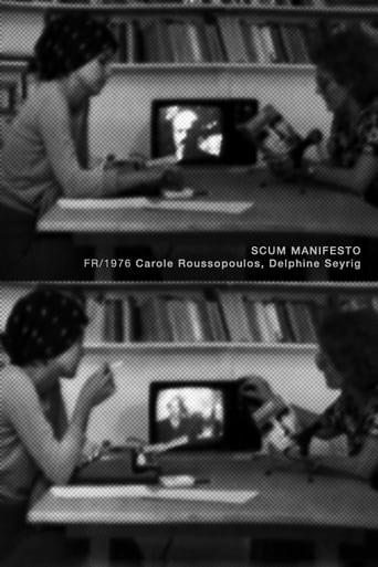 Poster of Scum Manifesto