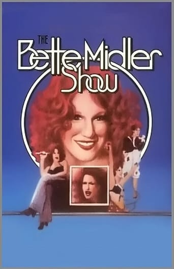 Poster of The Bette Midler Show: The Depression Tour