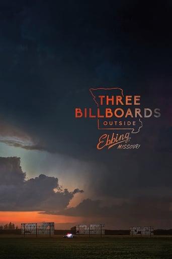 Poster of Three Billboards Outside Ebbing, Missouri