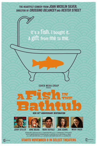 Poster of A Fish in the Bathtub
