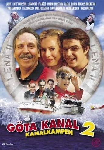 Poster of Göta kanal 2 - Kanalkampen