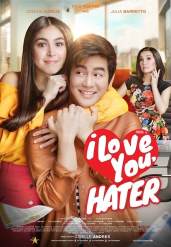 Poster of I Love You, Hater