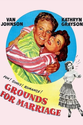 Poster of Grounds for Marriage