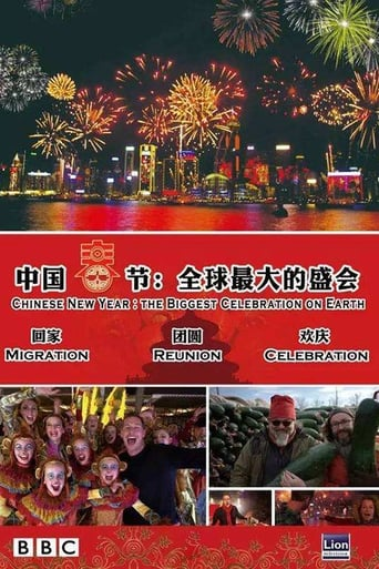 Poster of Chinese New Year: The Biggest Celebration on Earth