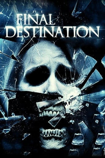 Poster of The Final Destination