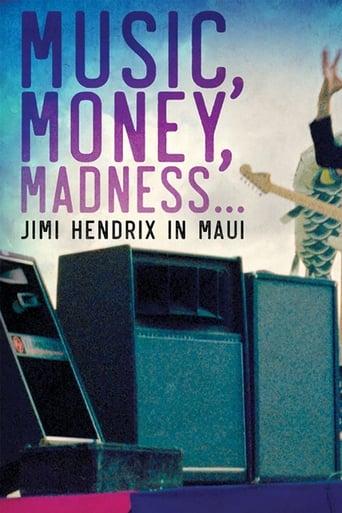 Music, Money, Madness... Jimi Hendrix in Maui