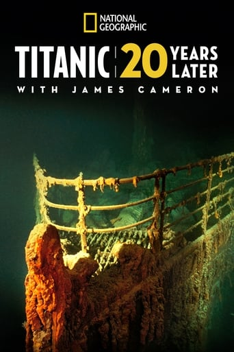 Titanic: 20 Years Later with James Cameron image