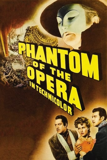 Poster of Phantom of the Opera