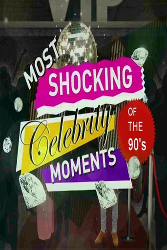 Poster of The 90s the Most Shocking Celebrity Moments