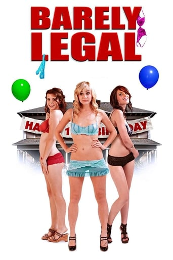 Poster of Barely Legal