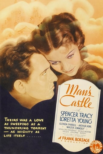 Poster of Man's Castle