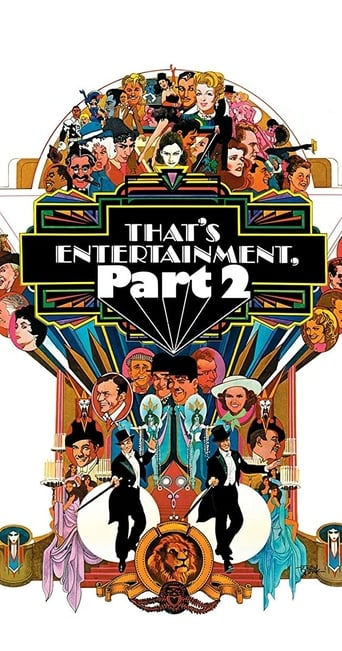 Poster of That's Entertainment, Part II