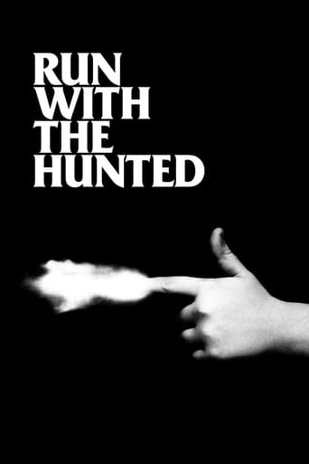 portada Run with the Hunted