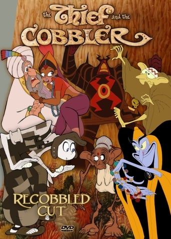 ArrayThe Thief and the Cobbler: Recobbled Cut