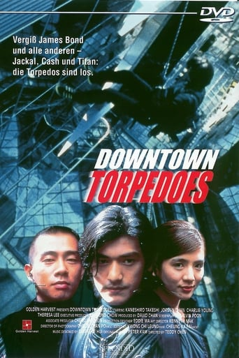 Poster of Downtown Torpedoes