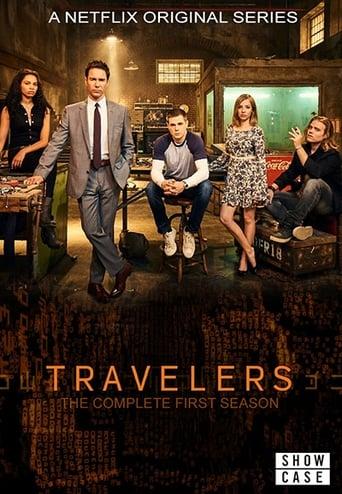 Keliautojai / Travelers (2016) 1 Sezonas EN žiūrėti online