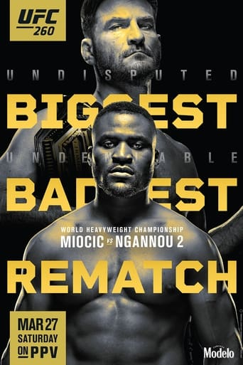 Watch UFC 260: Miocic vs. Ngannou 2 2021 full online free