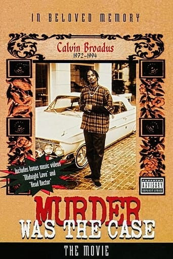 Poster of Murder Was the Case: The Movie